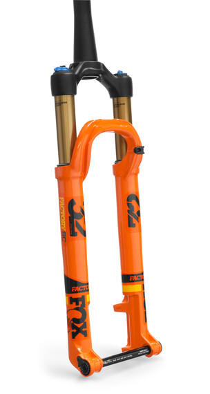 "Fox Racing Shox Float SC 32K Factory FIT4 3Pos-Adj Federgabel 29"" 100 mm 15x100 tapered orange"